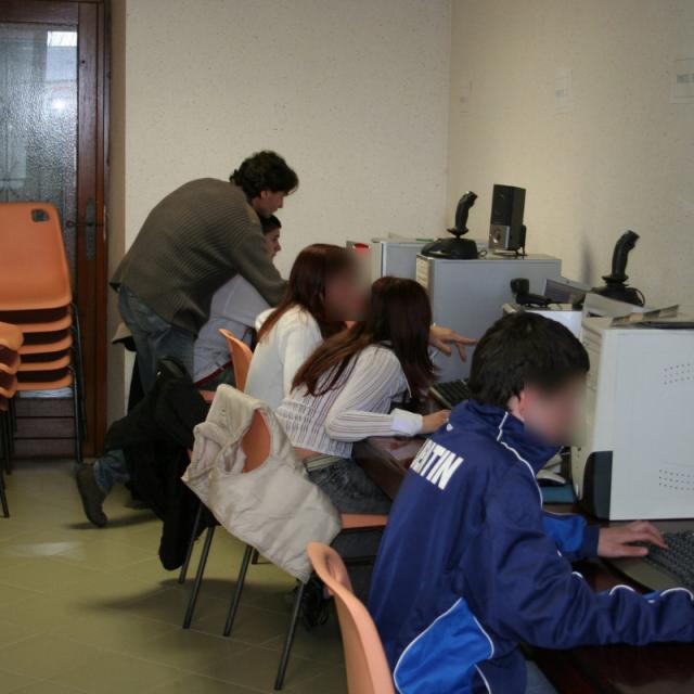 Atelier informatique enfants