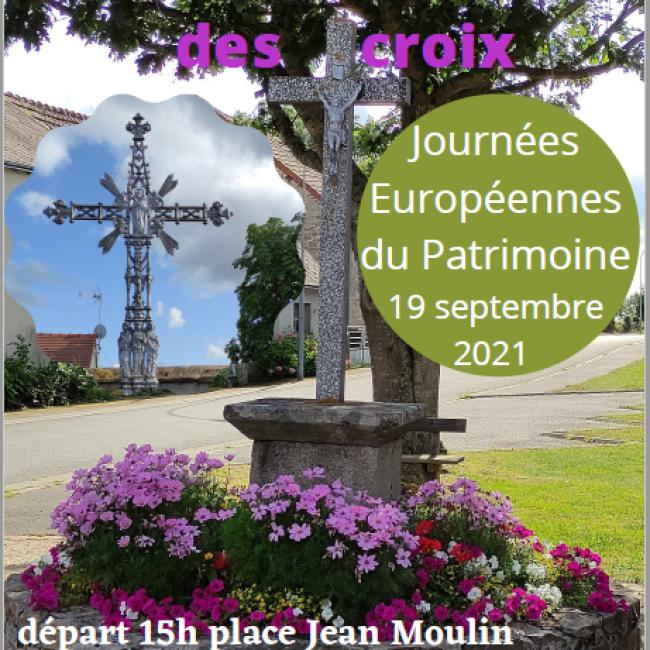 Journées Européennes du Patrimoine – 19 septembre