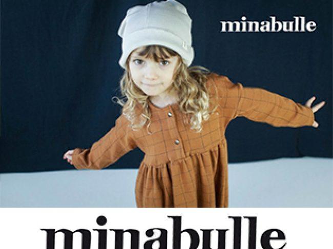 Minabulle vêtements MOM+KID