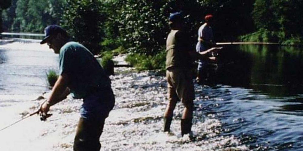 Ouverture de la pêche 2021