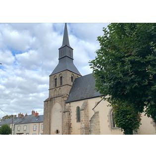 L'Eglise à Crevant